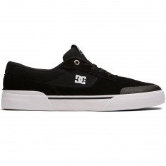 DC Switch Plus S Shoes - Black/White