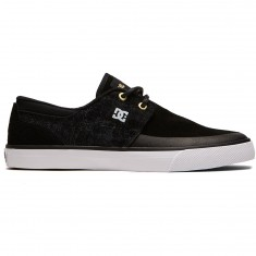 DC Wes Kremer 2 X Sk8Mafia Shoes - Black/White/Black
