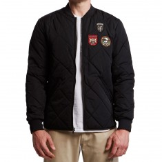 DC Hedgehope Jacket - Black