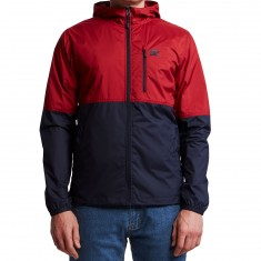 DC Dagup Block 2 Jacket - Rio Red