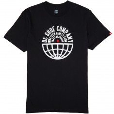 DC Global Team T-Shirt - Black
