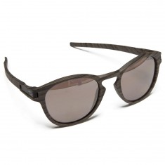 Oakley Woodgrain Sunglasses - Holbrook Woodgrain/Prizm Daily Polar