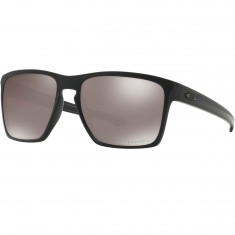 Oakley Silver XL Sunglasses - Matte Black/Prizm Black Polarized
