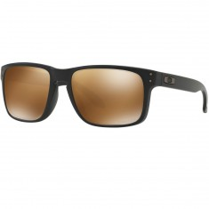 Oakley Holbrook Sunglasses - Matte Black/Prizm Tungston Polarized