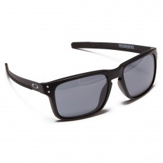 Oakley Holbrook Mix Sunglasses - Matte Black/Grey