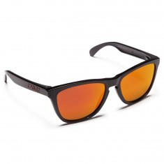 Oakley Frogskins Sunglasses - Black Ink/Prizm Ruby