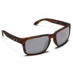 Oakley Holbrook Sunglasses - Matte Brown Tortoise/Prizm Black