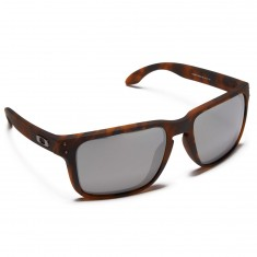 Oakley Holbrook XL Sunglasses - Matte Brown Tortoise/Prizm Black