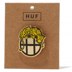 Huf Leopard Pin  - Gold
