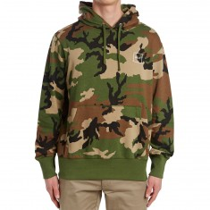 Huf Milton Pullover Hoodie - Woodland