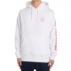 Huf Domestic Pullover Hoodie - White