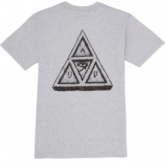 Huf Sumra Triple Triangle T-Shirt - Athletic Heather