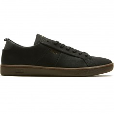 HUF Boyd Shoes - Black/Dark Gum