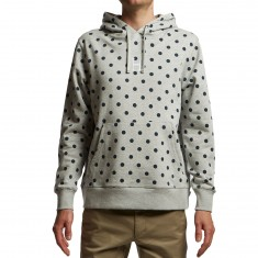 Huf Thunder Hoodie - Grey Heather