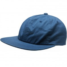 Huf Overdye 6 Panel Hat - Navy