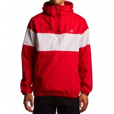Huf Explorer-1 Anorak Jacket - Red
