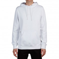 Huf Europa Pullover Fleece Hoodie - White