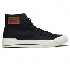 Huf X Millerain Classic Hi Shoes - Wp Black