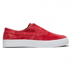 HUF Dylan Slip On Shoes - Deep Red
