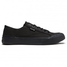 HUF Classic Lo Shoes - Black/Black