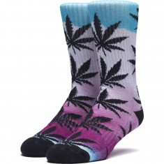 Huf Digital Airbrush Plantlife Socks - Pink