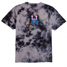 Huf Owsley T-Shirt - Black Crystal Wash