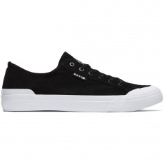 HUF Classic Lo Shoes - Black/White