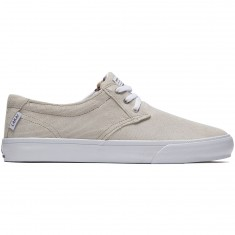 Lakai X Porous Walker Daly Shoes - White Suede