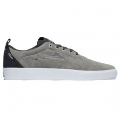 Lakai Bristol Shoes - Light Grey/Charcoal Suede