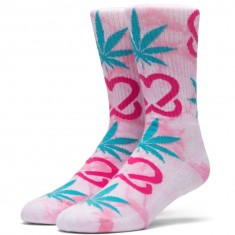 Huf X Keep A Breast Save A Life Socks - Pink