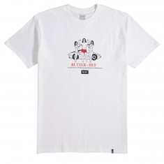 HUF X Butter Goods Buf T-Shirt - White
