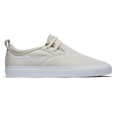 Lakai Riley 2 Shoes - White Suede
