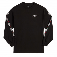 Lakai x Motorhead War Pig Long Sleeve T-Shirt - Black