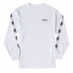 Lakai x Motorhead War Pig Long Sleeve T-Shirt - White