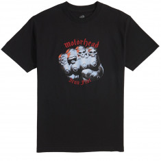 Lakai x Motorhead Iron Fist T-Shirt - Black