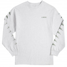 Lakai Flared Long Sleeve T-Shirt - Ash