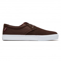 Lakai Daly Shoes - Chocolate Suede