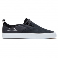 a57a28eed7 Lakai Riley 2 Shoes - Charcoal Suede