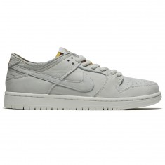 Nike SB Zoom Dunk Low Pro Deconstruct Shoes - Light Bone/Summit White/Khaki
