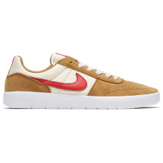 20ce9b6db70945 Nike SB Team Classic Shoes - Golden Beige University Red Light Cream