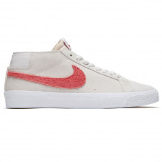 d1e4b789bd7b Nike SB Zoom Blazer Chukka Shoes - Vast Grey Team Crimson