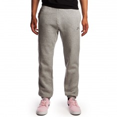 Nike SB Icon Fleece Pants - Dark Grey Heather/Dark Steel Grey