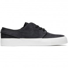 Nike SB Zoom Janoski HT Deconstruct Shoes - Black/Summit White/Anthracite