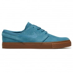 Nike Zoom Stefan Janoski Shoes - Noise Aqua/Thunder Blue