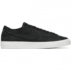 Nike SB Zoom Blazer Low Deconstruct Shoes - Black/Black/Anthracite