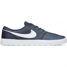 Nike SB Portmore II Ultralight Shoes - Thunder Blue/White/Black