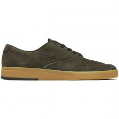 Nike SB Zoom Paul Rodriguez X Shoes - Sequoia/Sequoia/Black
