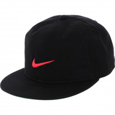 Nike SB Pro Vintage Hat - Black/Pine Green/Solar Red