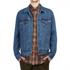 Levi's Red Tab Trucker Jacket - Medium Stonewash