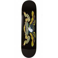 Anti-Hero Classic Eagle Skateboard Deck - Black - 8.125""